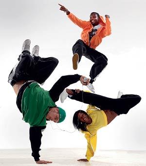 Hip-hop танцювальний стиль